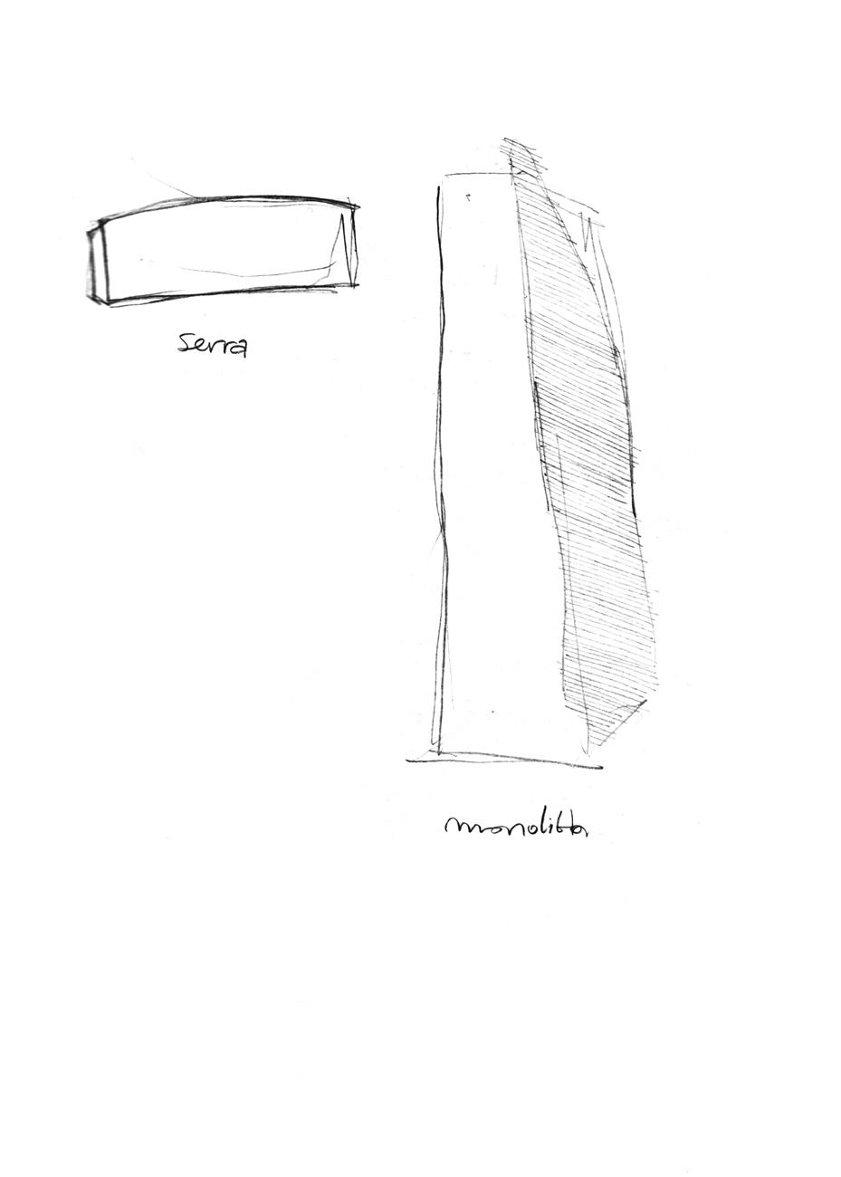 sketch for columns